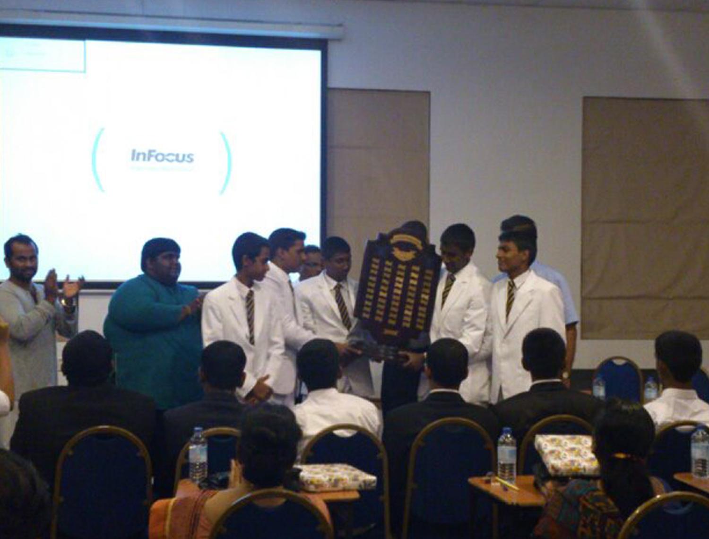 19th Royal - Thomian Tamil Debate