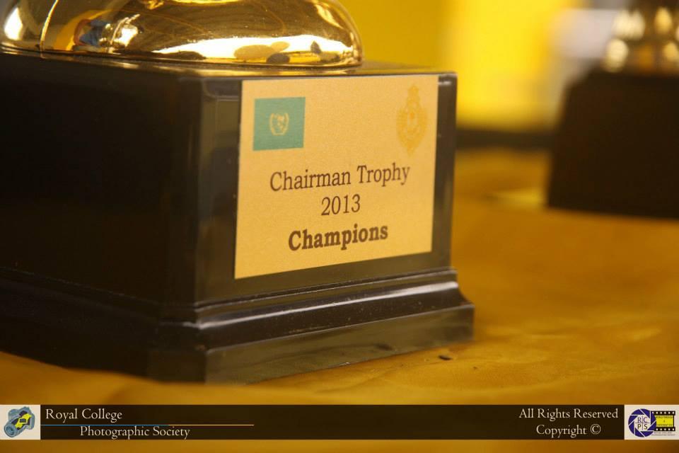 Chairman's Trophy 2013