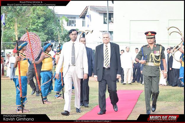 Royal Prime Minister & Cabinet Ministers' Felicitation Ceremony 2015 - 3