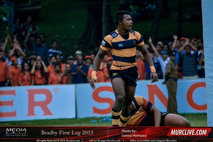 71st Bradby Shield Encounter - 1st Leg: 9