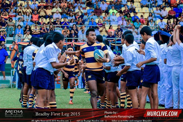 71st Bradby Shield Encounter - 1st Leg: 1