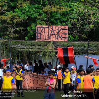 inter house sports meet slogan