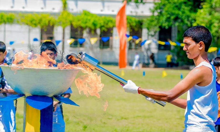 inter college meet events and adventures